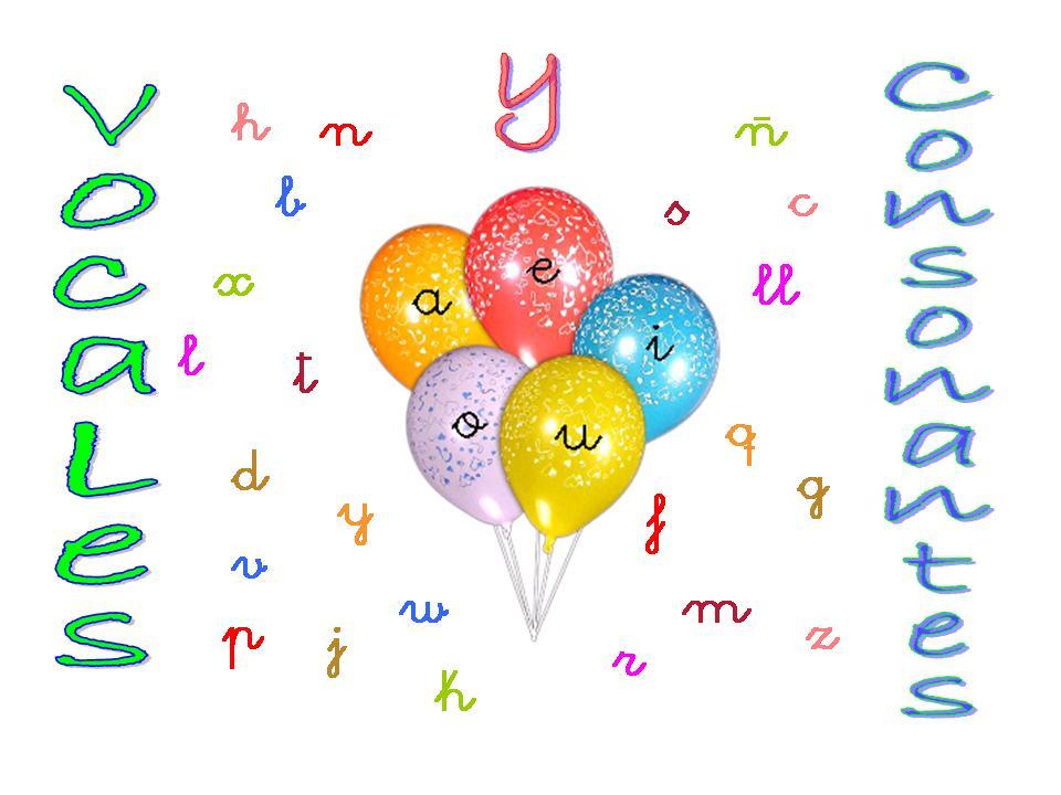 LOS SONIDOS DEL ESPAÑOL: Vocales y Consonantes