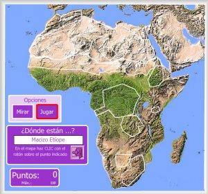 Mapa Politico De Africa Interactivo.Africa Mapas Interactivos Enrique Alonso Juegos Didacticos Para Aprender Geografia