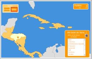 Mittelamerika Karte Staaten.Amerika Interaktive Karten Enrique Alonso