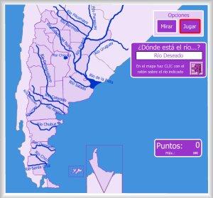 Canad  Mapas interactivos  Enrique Alonso Juegos didcticos