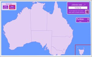Oceania Y Australia Mapas Interactivos Enrique Alonso Juegos
