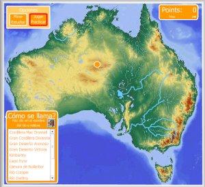 Mapa Politico Oceania Interactivo.Oceania Y Australia Mapas Interactivos Enrique Alonso Juegos Didacticos Para Aprender Geografia