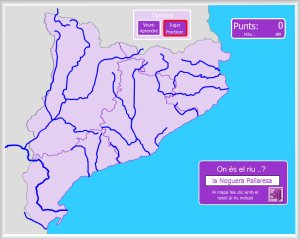 Mapa Físic De Catalunya Mut.Catalunya Mapes Interactius D Enrique Alonso