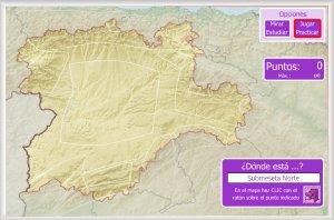 Castilla Y Leon Mapas Interactivos Enrique Alonso Juegos