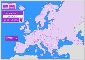Europa y Unin Europea  Mapas interactivos  Enrique Alonso