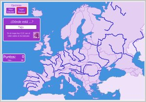Mapa Politico Europa Interactivo Capitales.Europa Y Union Europea Mapas Interactivos Enrique Alonso