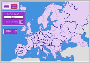 Cartina Geografica Fiumi Europa Pieterduisenberg